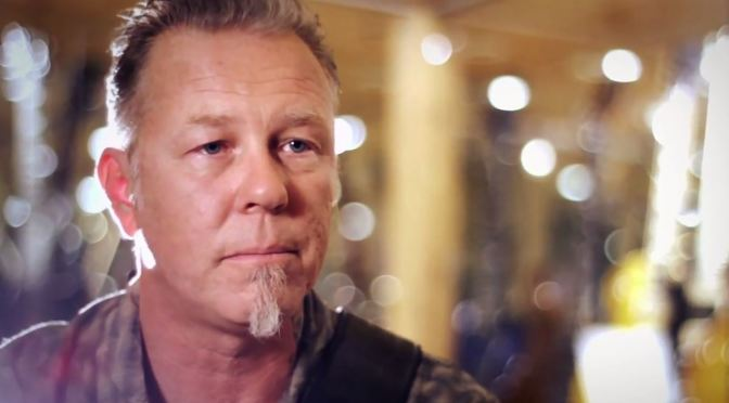 James Hetfield Interview