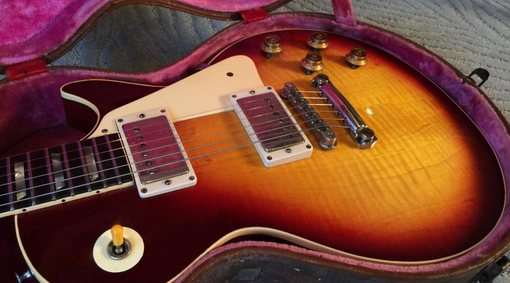 59 Les Paul Conversion