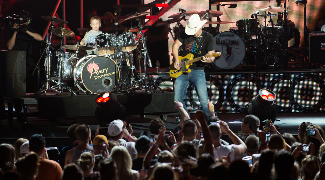 Brad Paisley Hot for Teacher